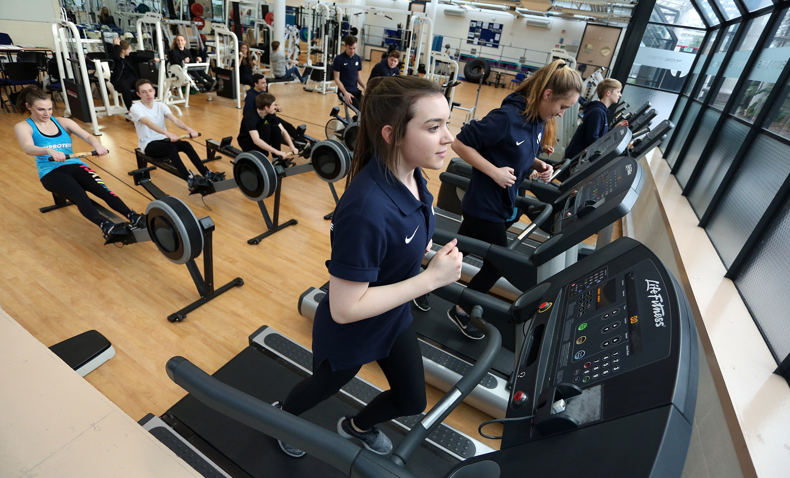 Level 1/2 BTEC Extended Certificate in Sport (Fitness & Exercise)