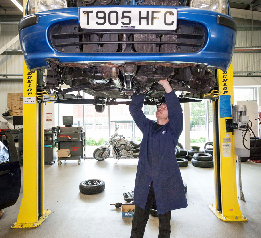 Level 1 IMI Diploma in Vehicle Maintenance