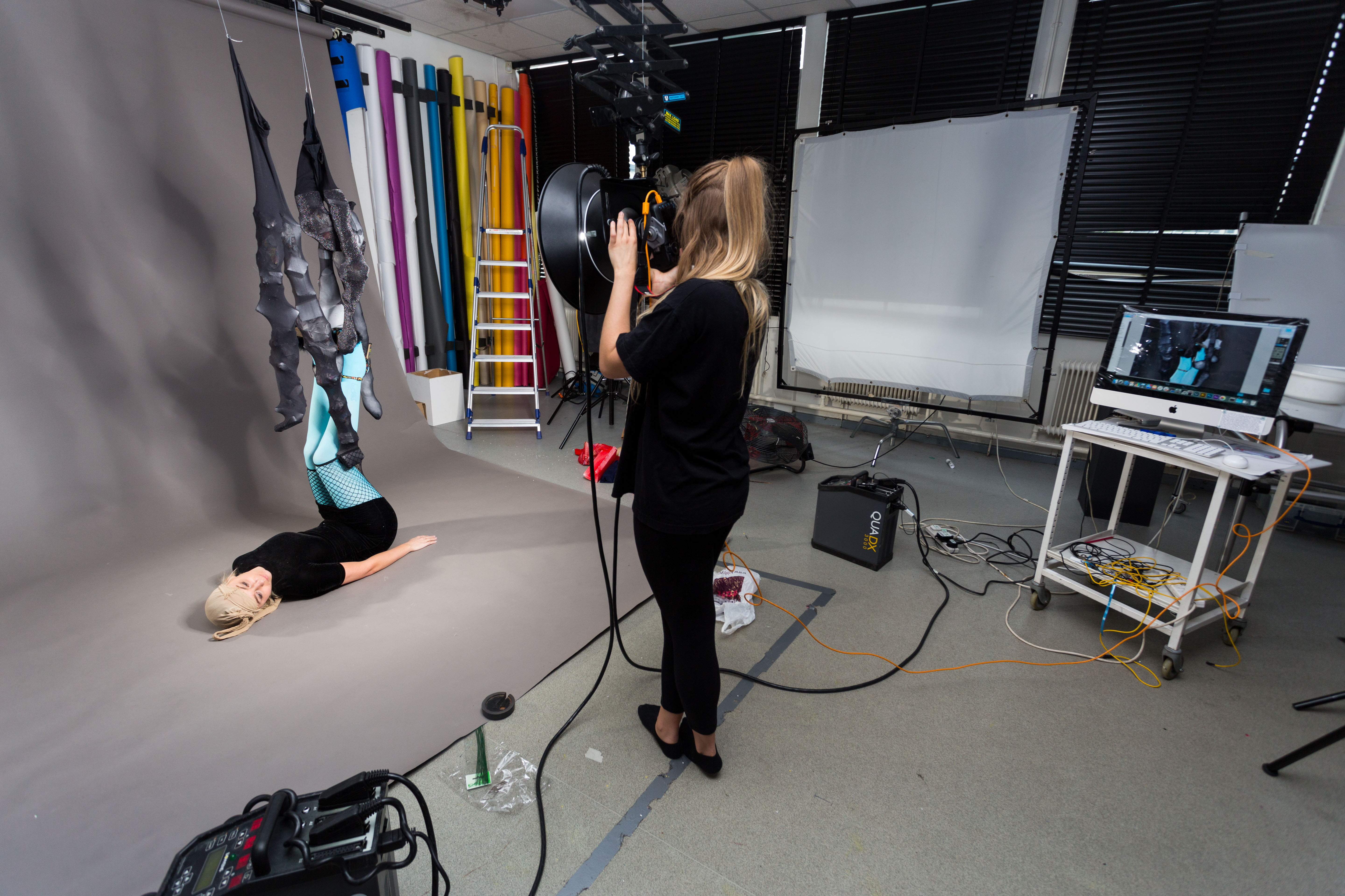 BA (Hons) Degree in Photography (Top-up)<br /></noscript>Awarded by the University of Surrey